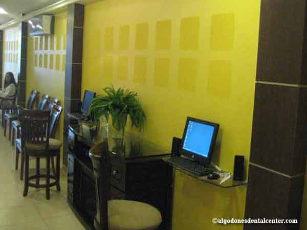 Waiting Room - Algodones Dental Center