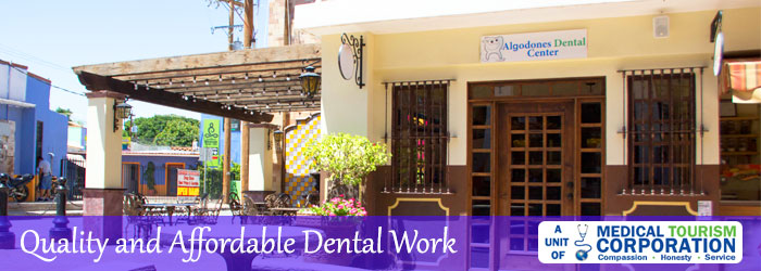 Algodones Dental Center - Baja California - Mexico