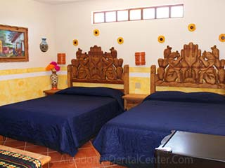 Hotel Rooms - Los Algodones Baja California