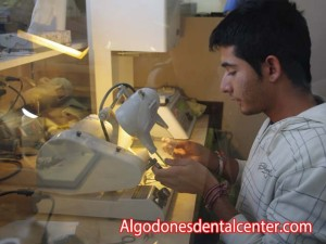 In-house Dental Lab - Los Algodones - Mexico