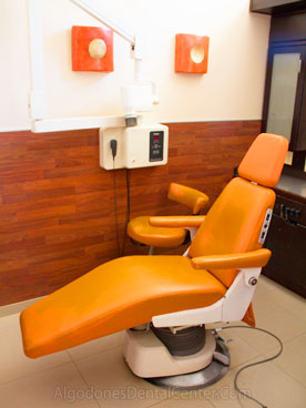 Work Area - Algodones Dental Center
