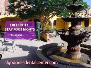 Hotel Hacienda Dental Special