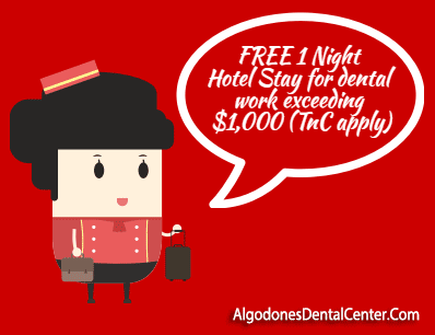 FREE Hotel Stay Los Algodones Dental