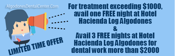 Special Dental Promotion - Los Algodones Mexico