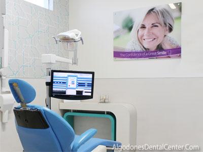 Algodones Dental Center- Diagnostic Area